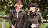 Damen Jagdbekleidung