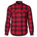 Seeland Canada Holzfällerhemd rot kariert