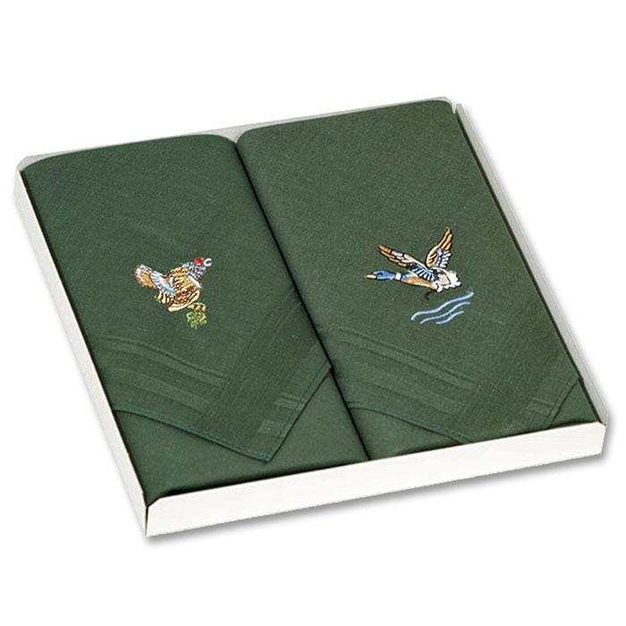 Taschentücher Ente / Birkhahn