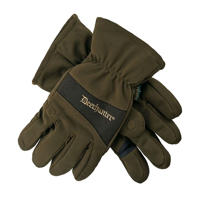 Deerhunter Muflon Winter Handschuhe grün