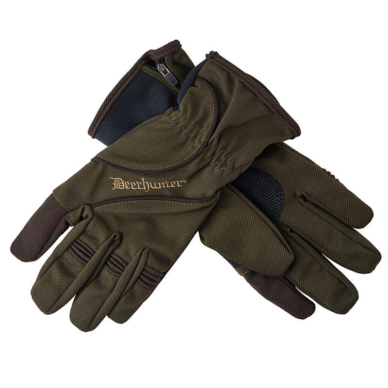 Deerhunter Muflon light Handschuhe grün