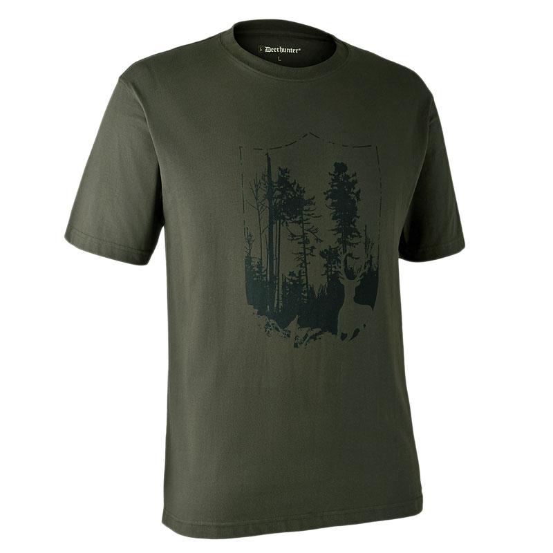 Deerhunter Motiv T-Shirt