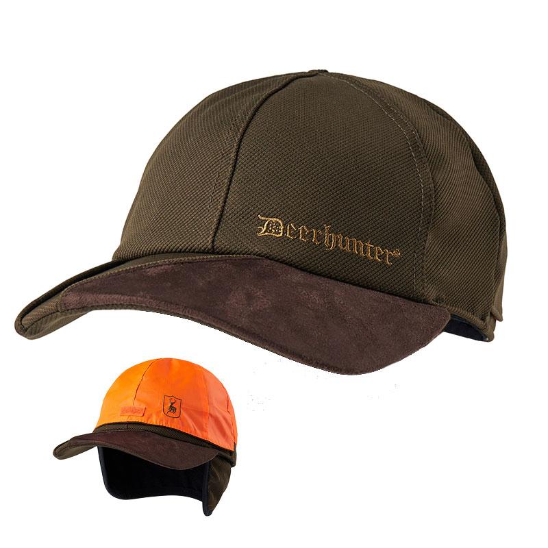 Deerhunter Muflon Cap grün-orange