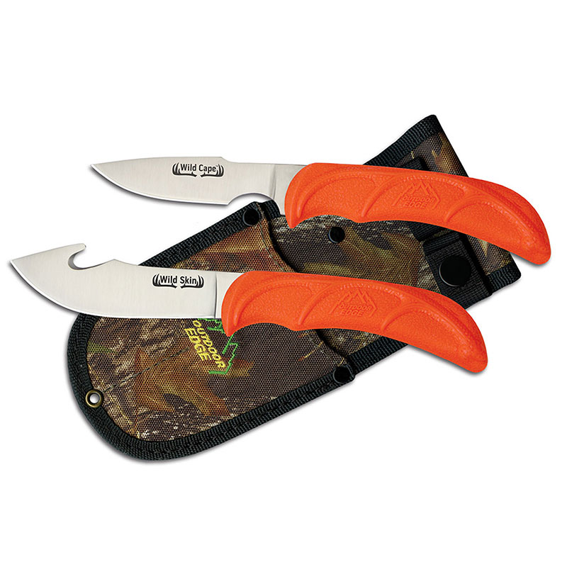 Outdoor Edge Wild Pair Messer-Set