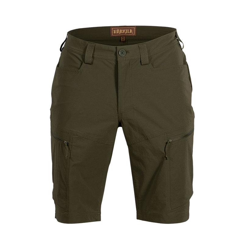 Härkila Trail Herren Shorts grün