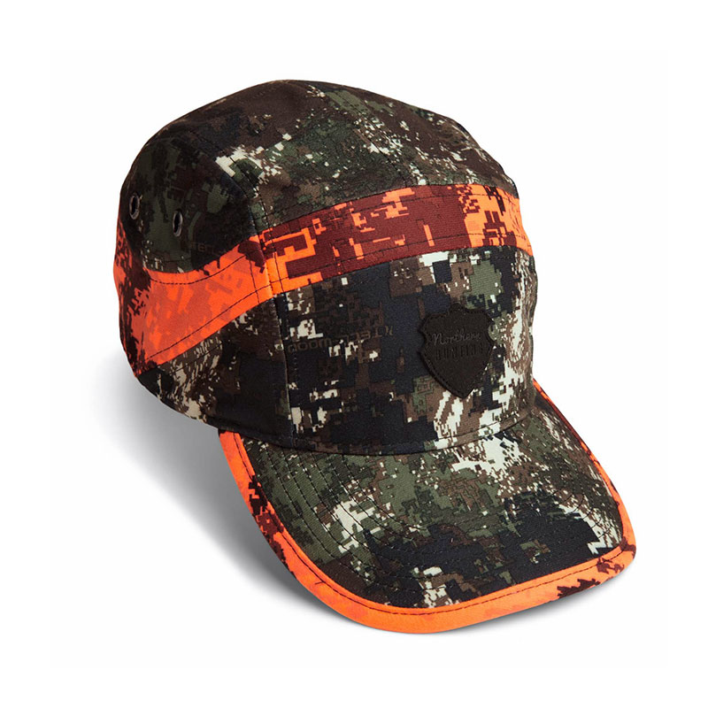 Northern Hunting Asle Cap camo