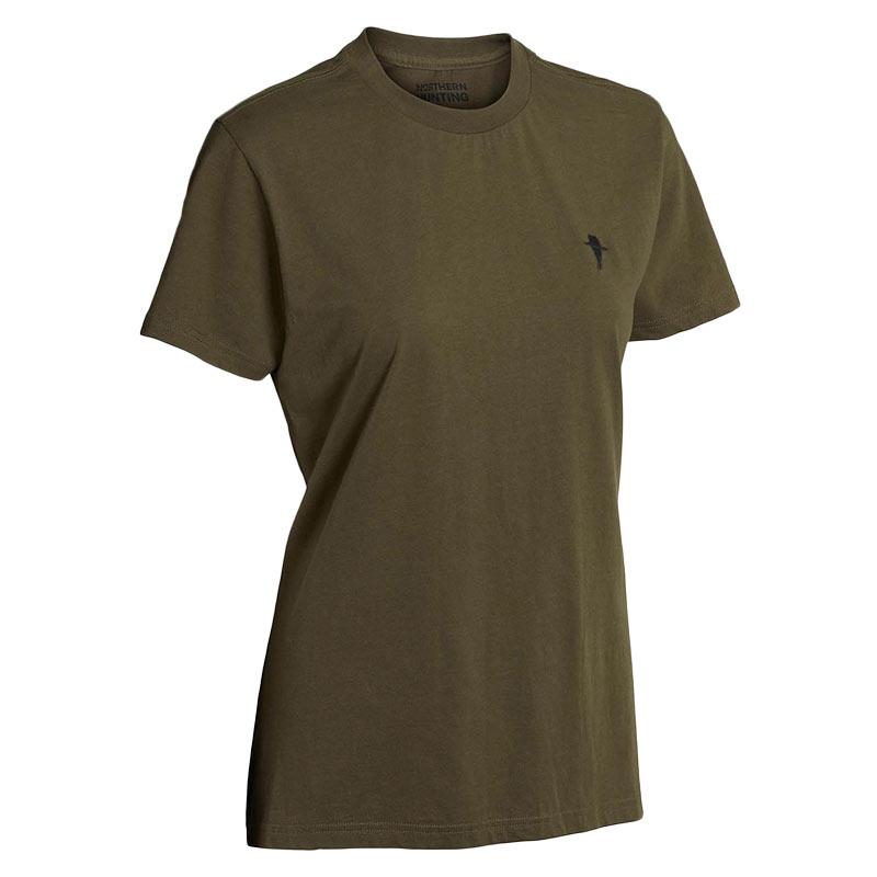Northern Hunting Helka Damen T-Shirt grün