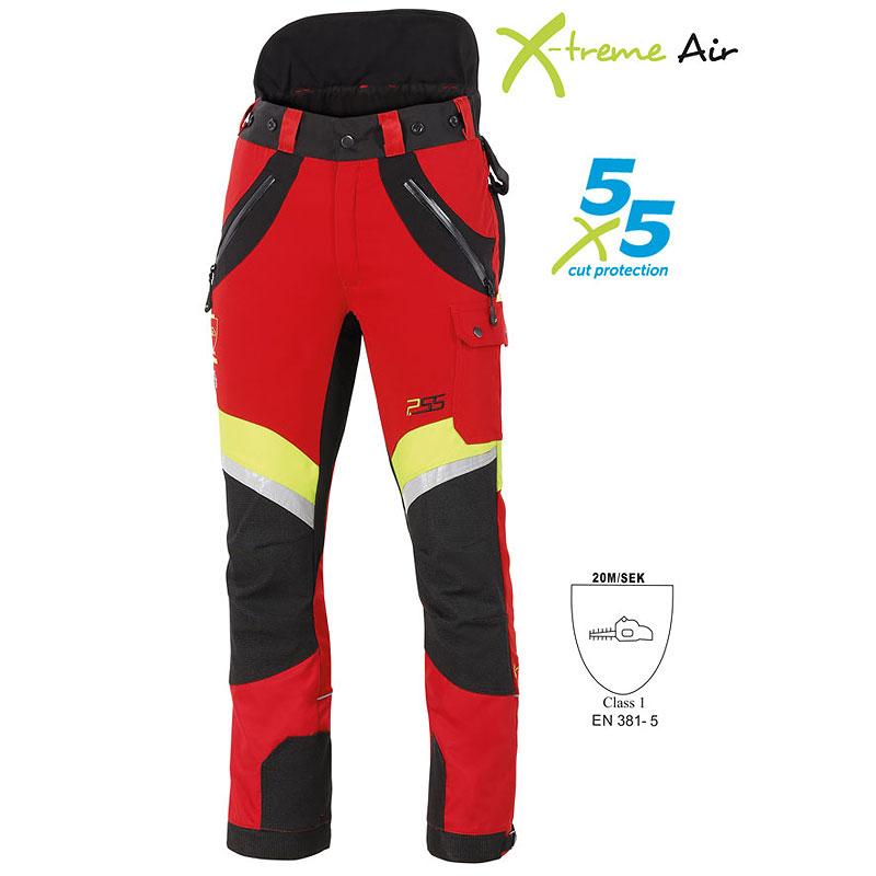PSS X-treme Air 5x5 Schnittschutzhose