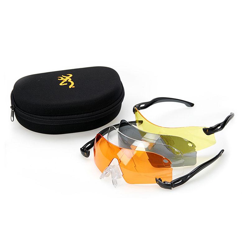 Browning Eagle Kit Schießbrillen-Set