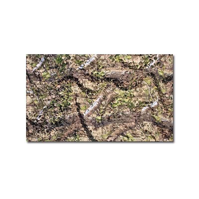 Tarnnetz grün camo 1.5 x 4 m