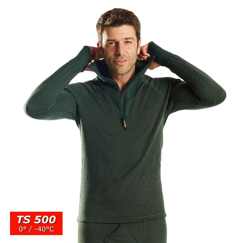 Herren Thermo Unterwäsche Troyer TS500